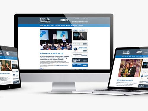 National Speakers Website
