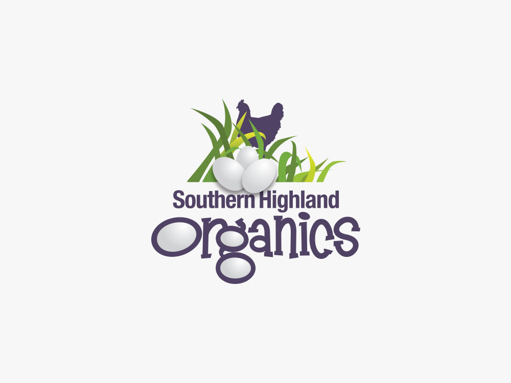 SH Organics Logo