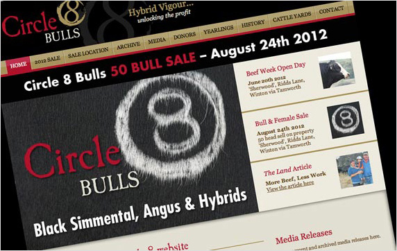 Circle8 Website