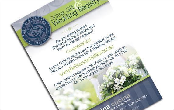 Bells & Whistles Bridal Registry