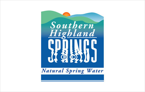 Southern Highlands Springs Branding and Logo Design