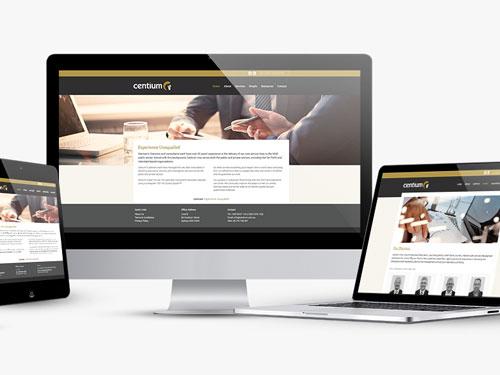 Centium Website