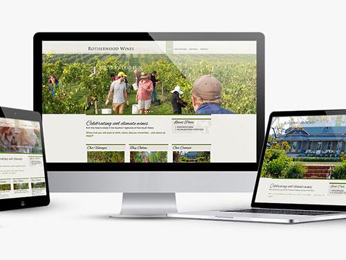 Rotherwood Website