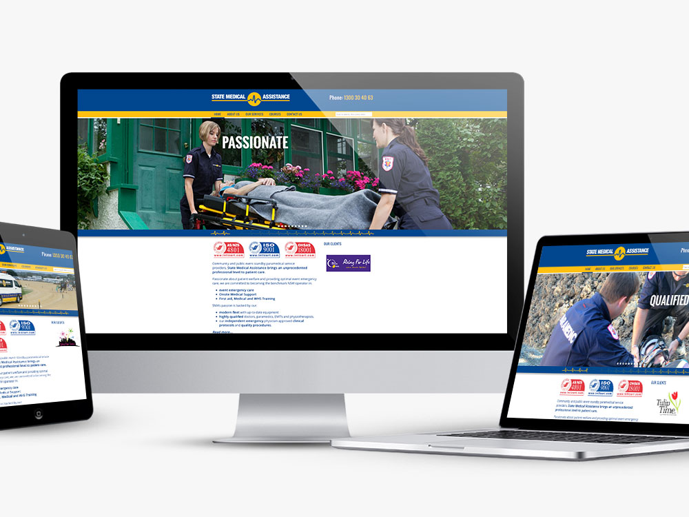 State Medical Assistance Website