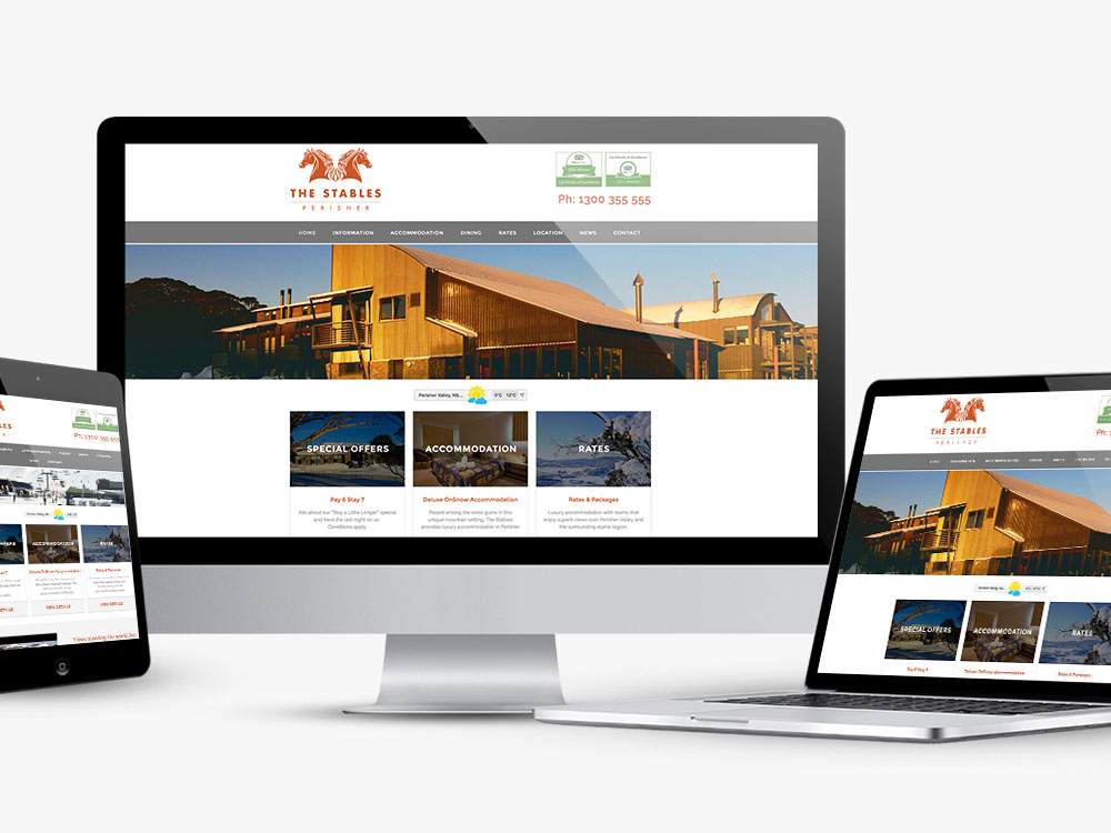 The Stable Website