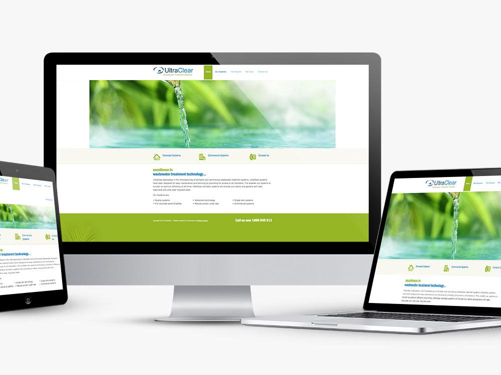 UltraClear Website