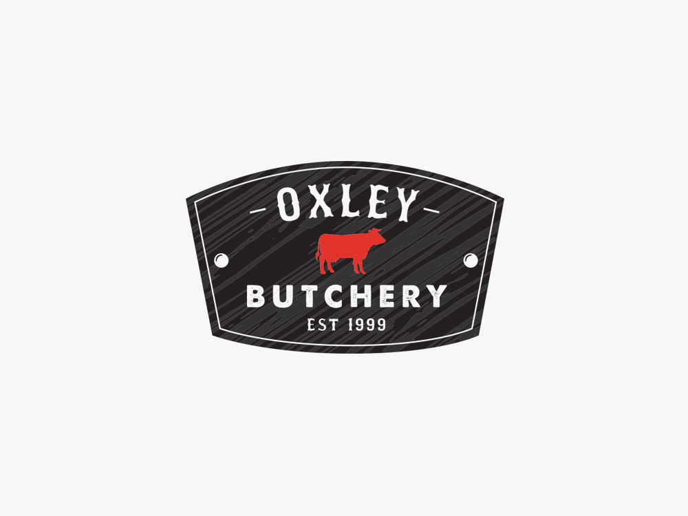 Oxley Butchery Logo