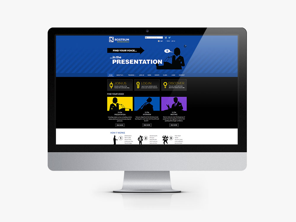 Rostrum Website
