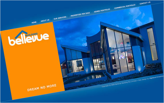 Bellevue Building Website