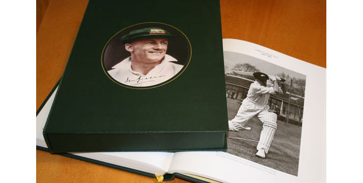 Sir Donald Bradman Book