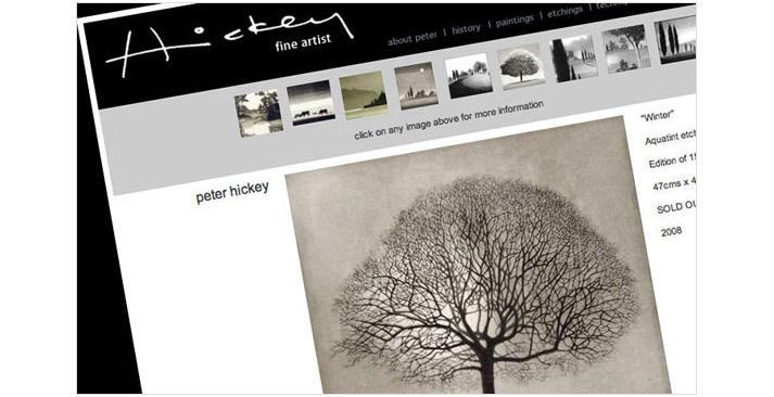 Peter Hickey Artist