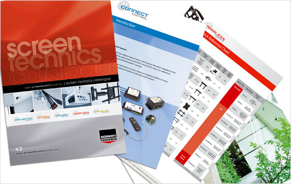 Screen Technics Brochures