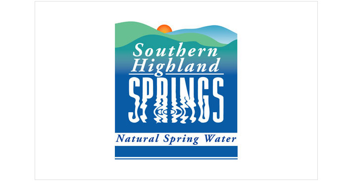 Southern Highlands Springs Branding and Logo Design